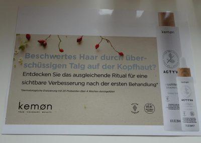 Produkte von kemon bei Friseur in Bad Abbach