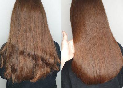 Pflege und Schnitt für die Haare von Petschko